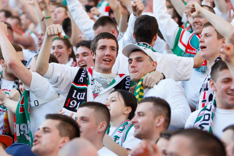 Legia Warszawa 1-0 Lech Poznań - fot. Piotr Galas/wiadomosci24.pl (zdjęcie 26 z 72)