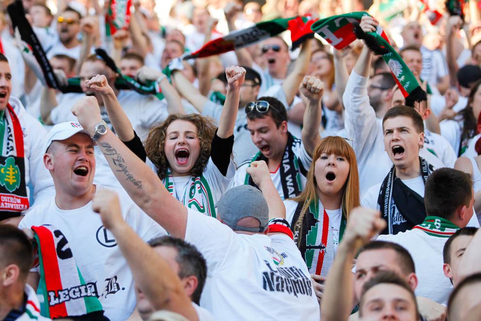 Legia Warszawa 1-0 Lech Poznań - fot. Piotr Galas/wiadomosci24.pl (zdjęcie 27 z 72)