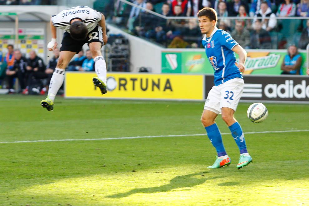 Legia Warszawa 1-0 Lech Poznań - fot. Piotr Galas/wiadomosci24.pl (zdjęcie 29 z 72)