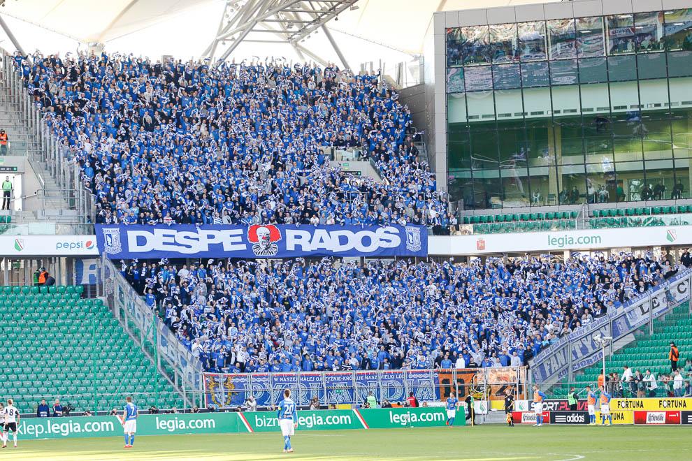 Legia Warszawa 1-0 Lech Poznań - fot. Piotr Galas/wiadomosci24.pl (zdjęcie 30 z 72)