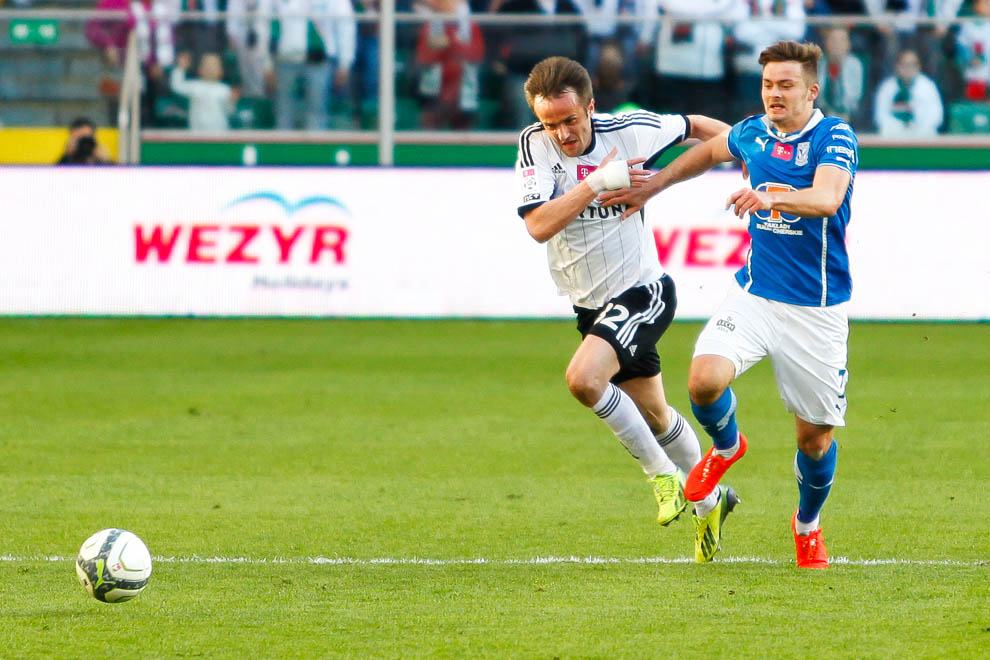 Legia Warszawa 1-0 Lech Poznań - fot. Piotr Galas/wiadomosci24.pl (zdjęcie 31 z 72)