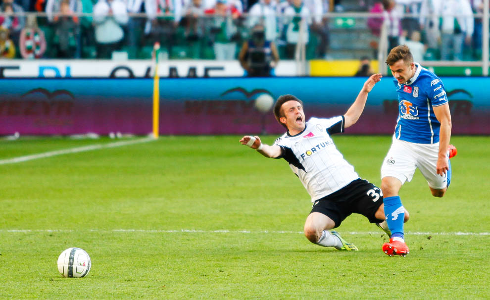 Legia Warszawa 1-0 Lech Poznań - fot. Piotr Galas/wiadomosci24.pl (zdjęcie 32 z 72)