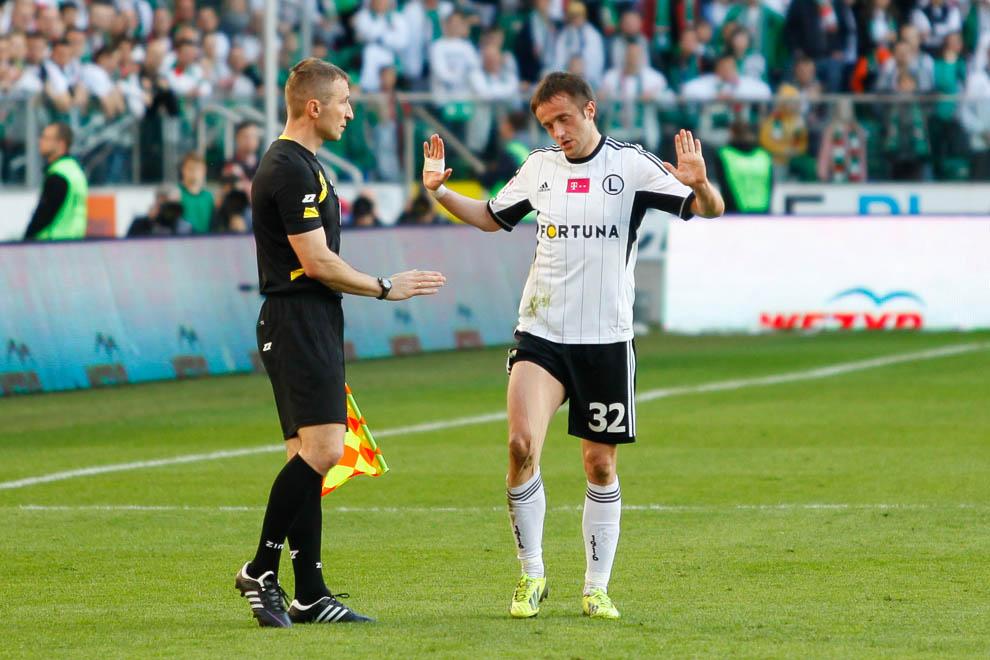 Legia Warszawa 1-0 Lech Poznań - fot. Piotr Galas/wiadomosci24.pl (zdjęcie 33 z 72)