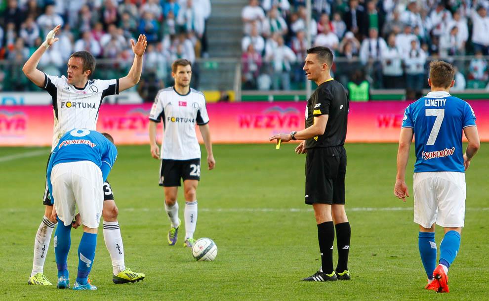 Legia Warszawa 1-0 Lech Poznań - fot. Piotr Galas/wiadomosci24.pl (zdjęcie 35 z 72)