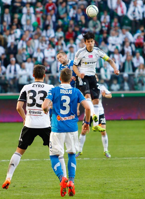 Legia Warszawa 1-0 Lech Poznań - fot. Piotr Galas/wiadomosci24.pl (zdjęcie 36 z 72)