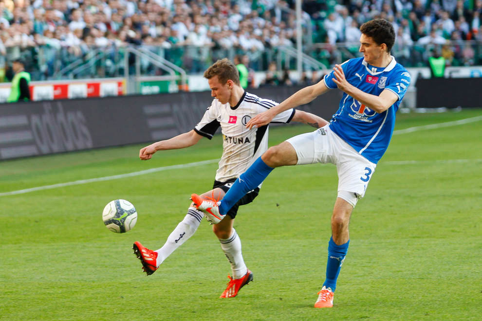 Legia Warszawa 1-0 Lech Poznań - fot. Piotr Galas/wiadomosci24.pl (zdjęcie 37 z 72)