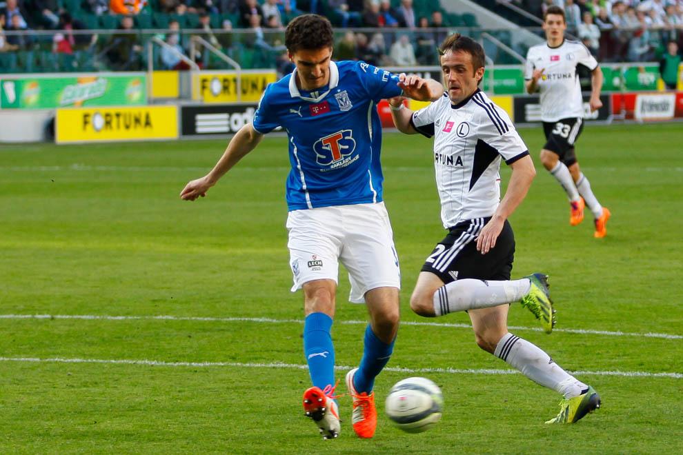 Legia Warszawa 1-0 Lech Poznań - fot. Piotr Galas/wiadomosci24.pl (zdjęcie 39 z 72)