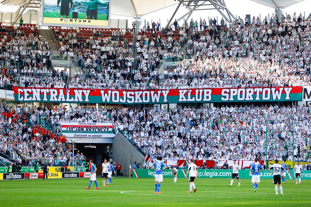 Legia Warszawa 1-0 Lech Poznań - fot. Piotr Galas/wiadomosci24.pl (zdjęcie 41 z 72)