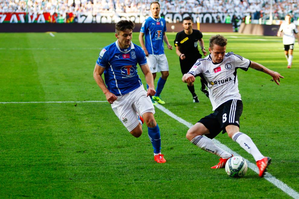 Legia Warszawa 1-0 Lech Poznań - fot. Piotr Galas/wiadomosci24.pl (zdjęcie 42 z 72)