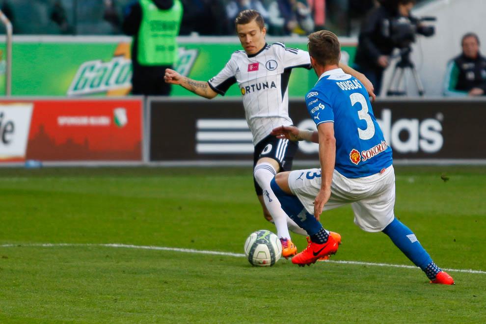 Legia Warszawa 1-0 Lech Poznań - fot. Piotr Galas/wiadomosci24.pl (zdjęcie 43 z 72)
