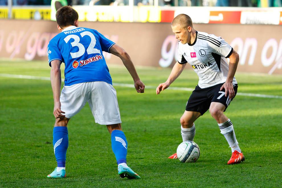 Legia Warszawa 1-0 Lech Poznań - fot. Piotr Galas/wiadomosci24.pl (zdjęcie 44 z 72)
