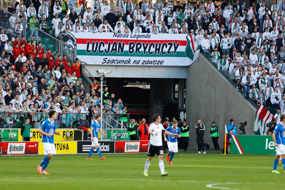 Legia Warszawa 1-0 Lech Poznań - fot. Piotr Galas/wiadomosci24.pl (zdjęcie 46 z 72)
