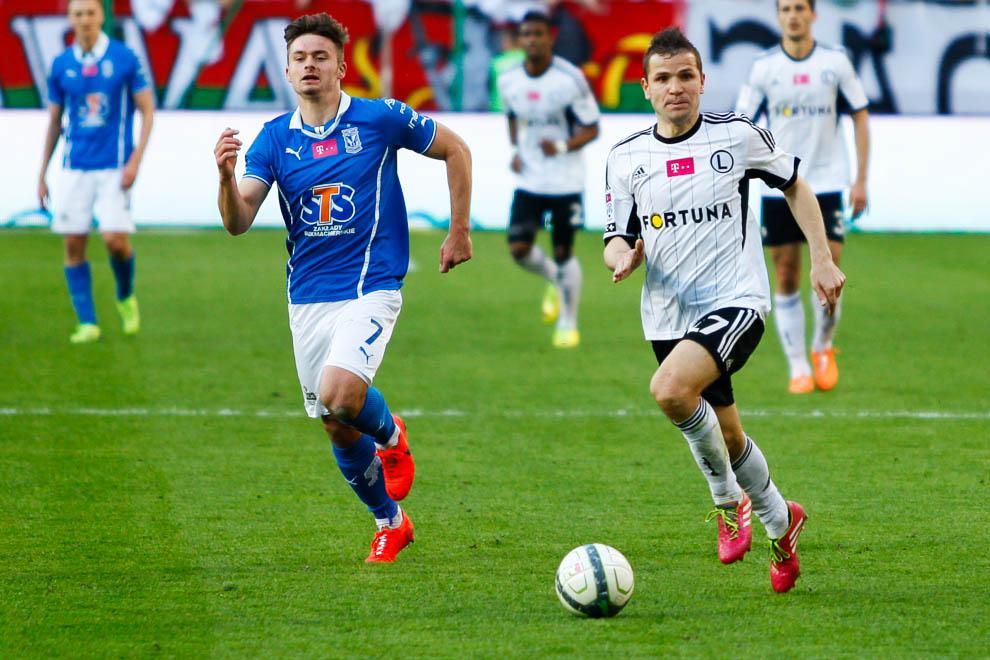 Legia Warszawa 1-0 Lech Poznań - fot. Piotr Galas/wiadomosci24.pl (zdjęcie 47 z 72)