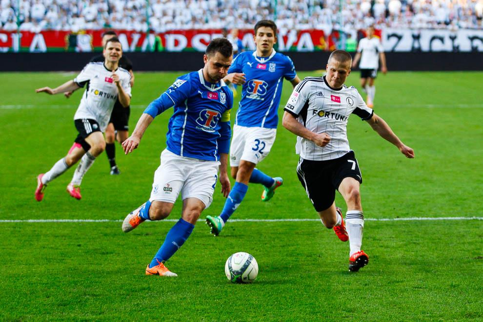 Legia Warszawa 1-0 Lech Poznań - fot. Piotr Galas/wiadomosci24.pl (zdjęcie 48 z 72)