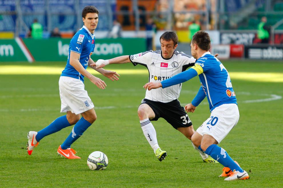 Legia Warszawa 1-0 Lech Poznań - fot. Piotr Galas/wiadomosci24.pl (zdjęcie 5 z 72)