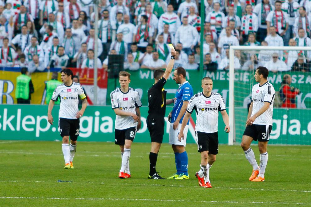Legia Warszawa 1-0 Lech Poznań - fot. Piotr Galas/wiadomosci24.pl (zdjęcie 51 z 72)
