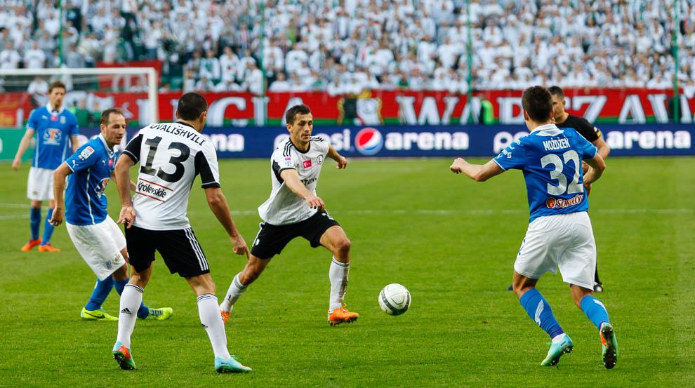 Legia Warszawa 1-0 Lech Poznań - fot. Piotr Galas/wiadomosci24.pl (zdjęcie 55 z 72)