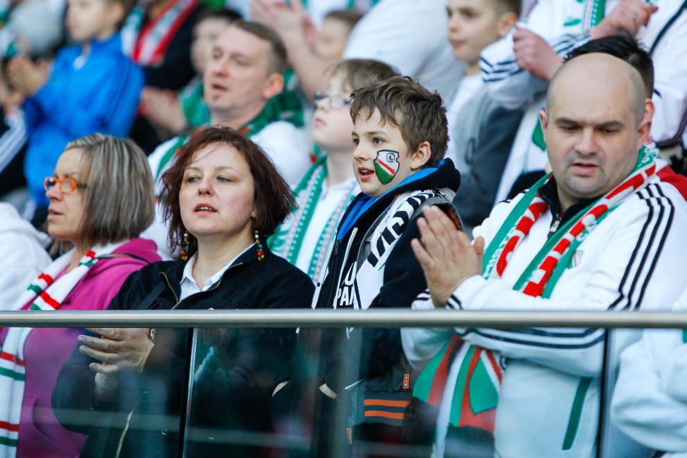 Legia Warszawa 1-0 Lech Poznań - fot. Piotr Galas/wiadomosci24.pl (zdjęcie 57 z 72)
