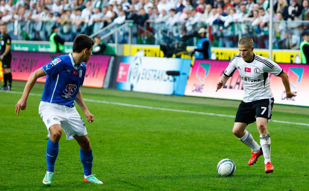 Legia Warszawa 1-0 Lech Poznań - fot. Piotr Galas/wiadomosci24.pl (zdjęcie 59 z 72)