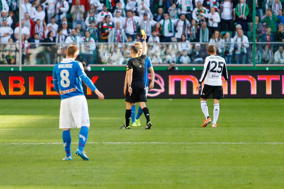 Legia Warszawa 1-0 Lech Poznań - fot. Piotr Galas/wiadomosci24.pl (zdjęcie 6 z 72)