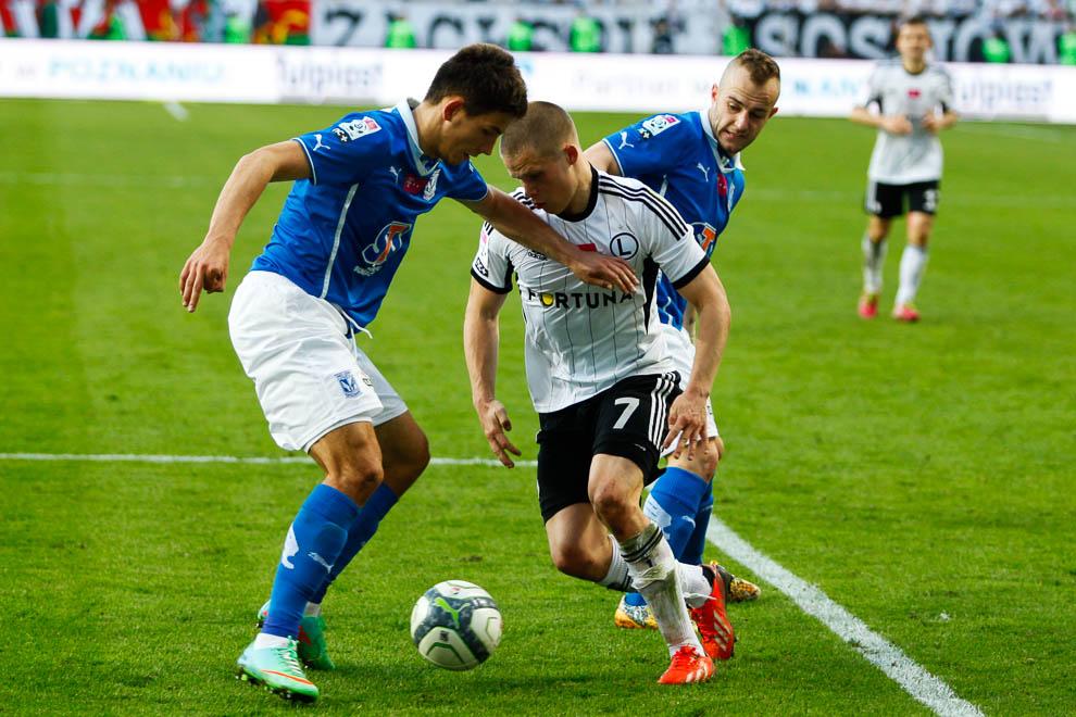 Legia Warszawa 1-0 Lech Poznań - fot. Piotr Galas/wiadomosci24.pl (zdjęcie 60 z 72)