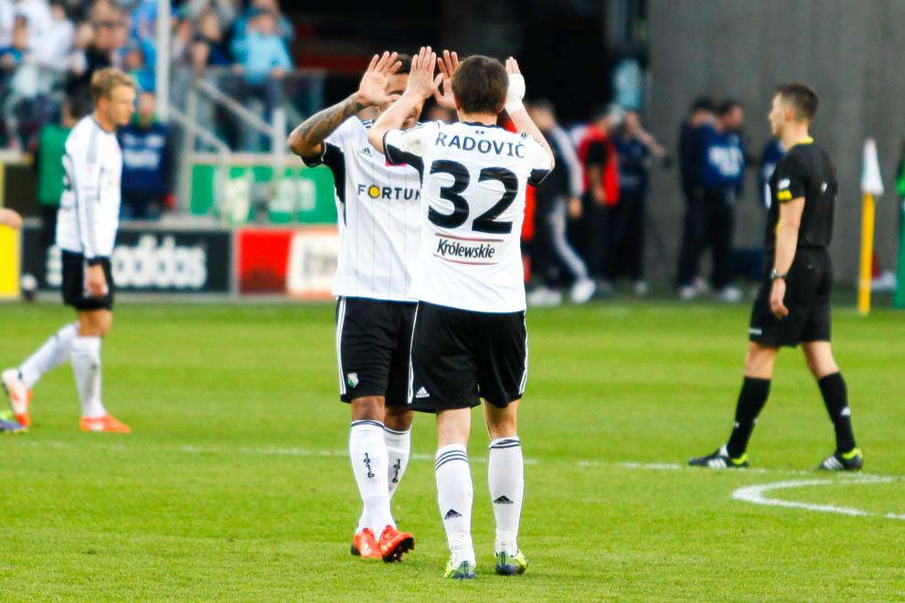 Legia Warszawa 1-0 Lech Poznań - fot. Piotr Galas/wiadomosci24.pl (zdjęcie 66 z 72)