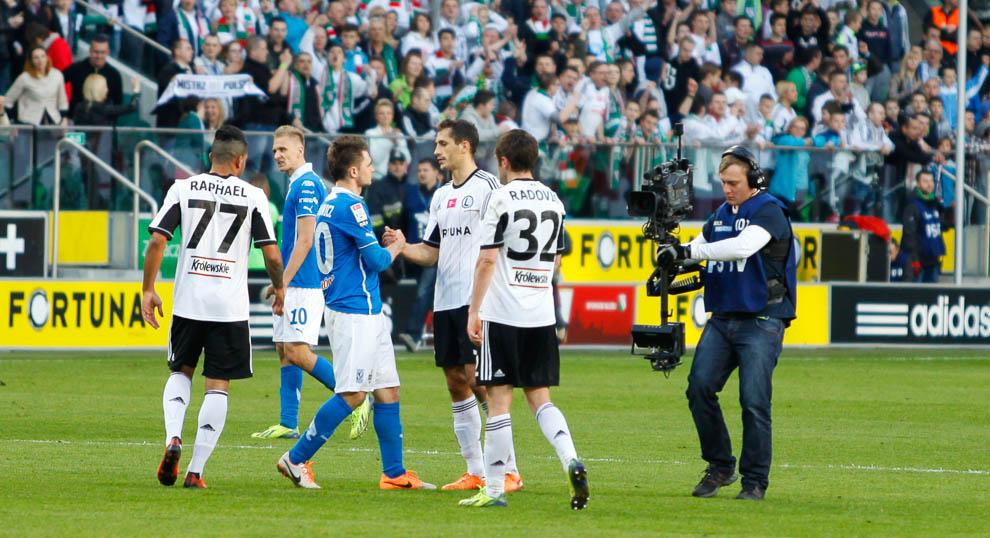 Legia Warszawa 1-0 Lech Poznań - fot. Piotr Galas/wiadomosci24.pl (zdjęcie 67 z 72)