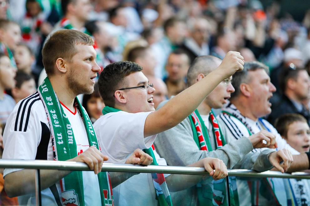 Legia Warszawa 1-0 Lech Poznań - fot. Piotr Galas/wiadomosci24.pl (zdjęcie 68 z 72)