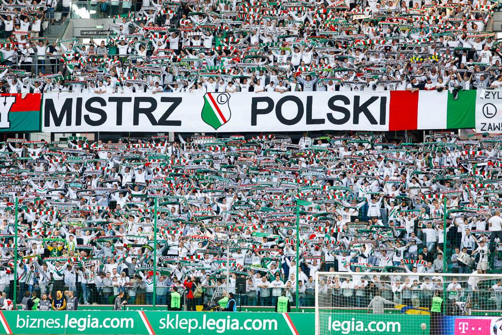 Legia Warszawa 1-0 Lech Poznań - fot. Piotr Galas/wiadomosci24.pl (zdjęcie 70 z 72)