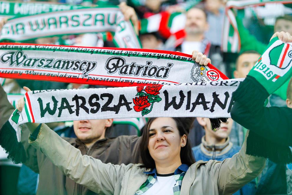 Legia Warszawa 1-0 Lech Poznań - fot. Piotr Galas/wiadomosci24.pl (zdjęcie 71 z 72)