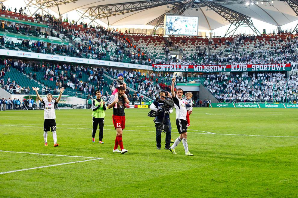 Legia Warszawa 1-0 Lech Poznań - fot. Piotr Galas/wiadomosci24.pl (zdjęcie 72 z 72)