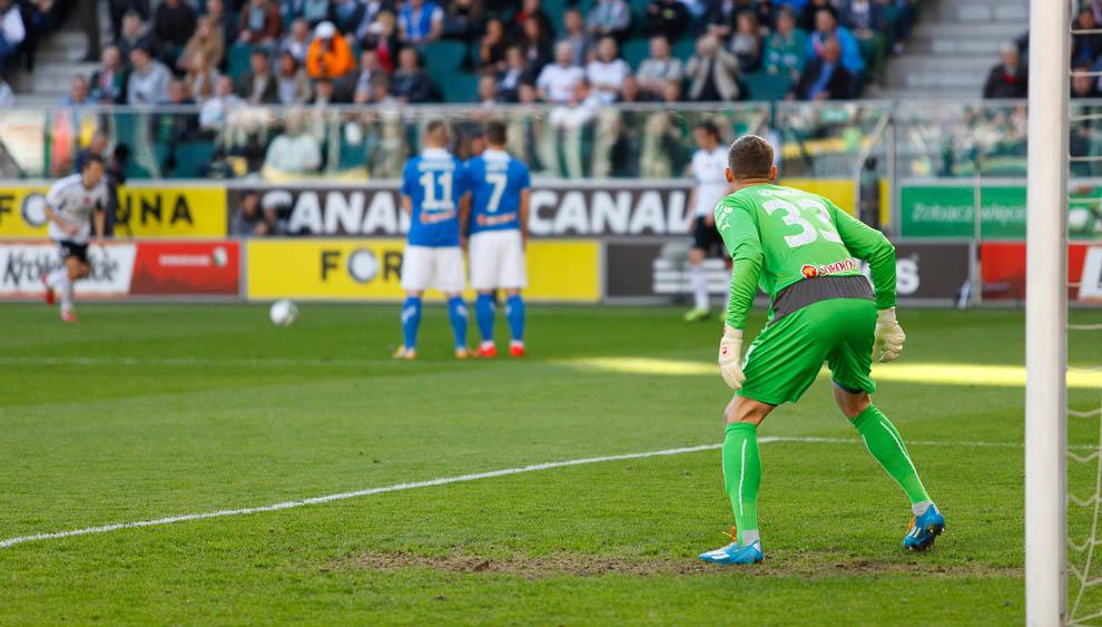 Legia Warszawa 1-0 Lech Poznań - fot. Piotr Galas/wiadomosci24.pl (zdjęcie 8 z 72)