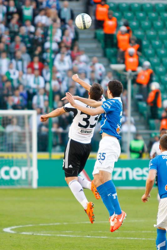 Legia Warszawa 1-0 Lech Poznań - fot. Piotr Galas/wiadomosci24.pl (zdjęcie 9 z 72)