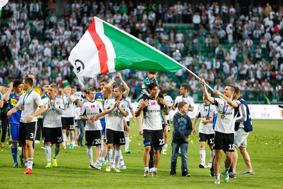 Legia Warszawa 2-0 Lech Poznań - fot. Piotr Galas/wiadomosci24.pl (zdjęcie 104 z 117)