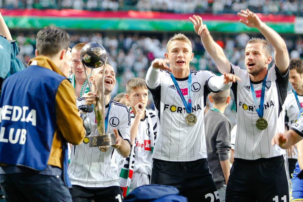 Legia Warszawa 2-0 Lech Poznań - fot. Piotr Galas/wiadomosci24.pl (zdjęcie 105 z 117)