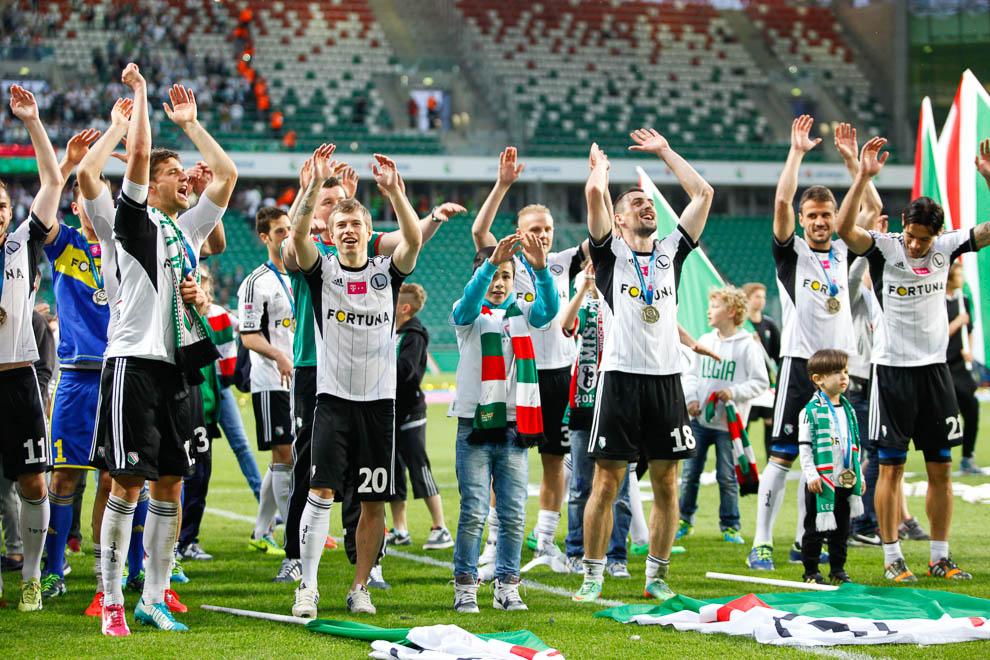 Legia Warszawa 2-0 Lech Poznań - fot. Piotr Galas/wiadomosci24.pl (zdjęcie 106 z 117)