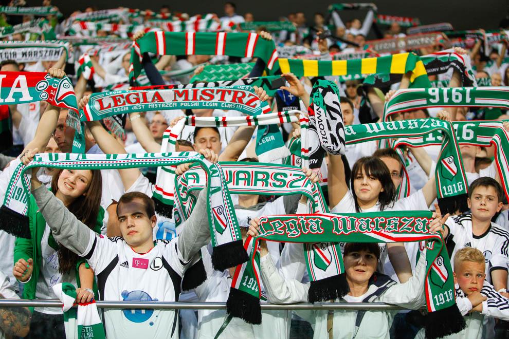 Legia Warszawa 2-0 Lech Poznań - fot. Piotr Galas/wiadomosci24.pl (zdjęcie 109 z 117)