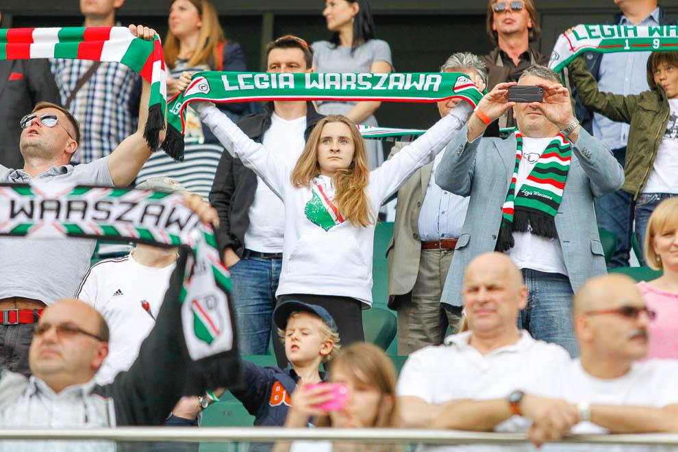 Legia Warszawa 2-0 Lech Poznań - fot. Piotr Galas/wiadomosci24.pl (zdjęcie 11 z 117)