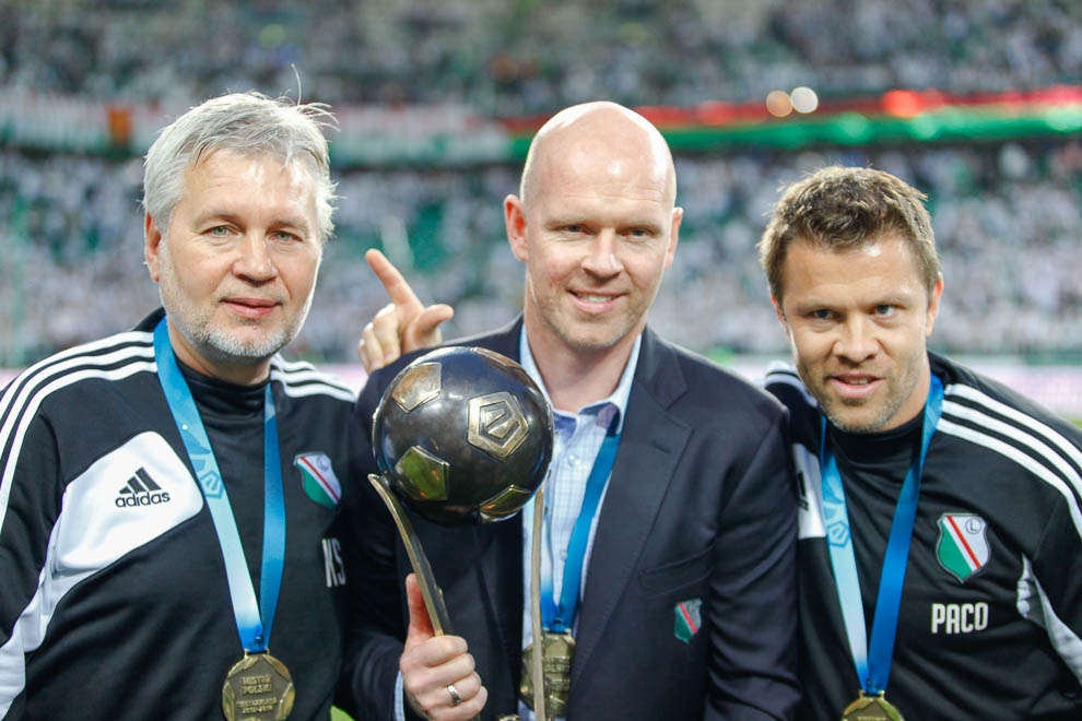 Legia Warszawa 2-0 Lech Poznań - fot. Piotr Galas/wiadomosci24.pl (zdjęcie 112 z 117)