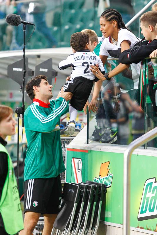 Legia Warszawa 2-0 Lech Poznań - fot. Piotr Galas/wiadomosci24.pl (zdjęcie 116 z 117)