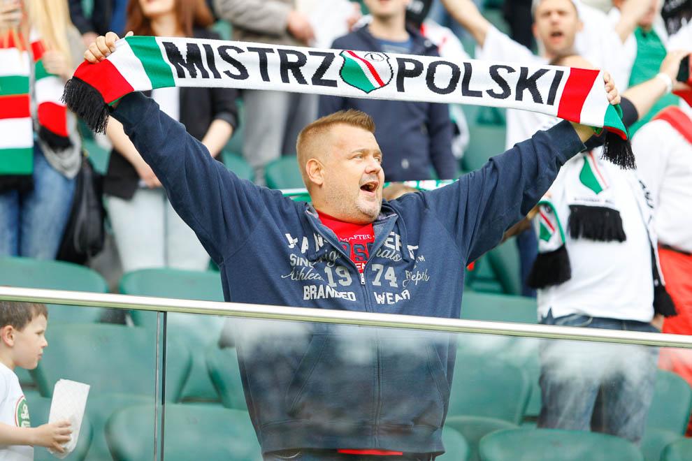Legia Warszawa 2-0 Lech Poznań - fot. Piotr Galas/wiadomosci24.pl (zdjęcie 12 z 117)