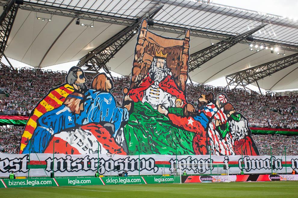 Legia Warszawa 2-0 Lech Poznań - fot. Piotr Galas/wiadomosci24.pl (zdjęcie 13 z 117)