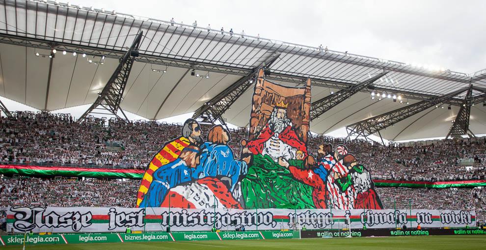 Legia Warszawa 2-0 Lech Poznań - fot. Piotr Galas/wiadomosci24.pl (zdjęcie 14 z 117)