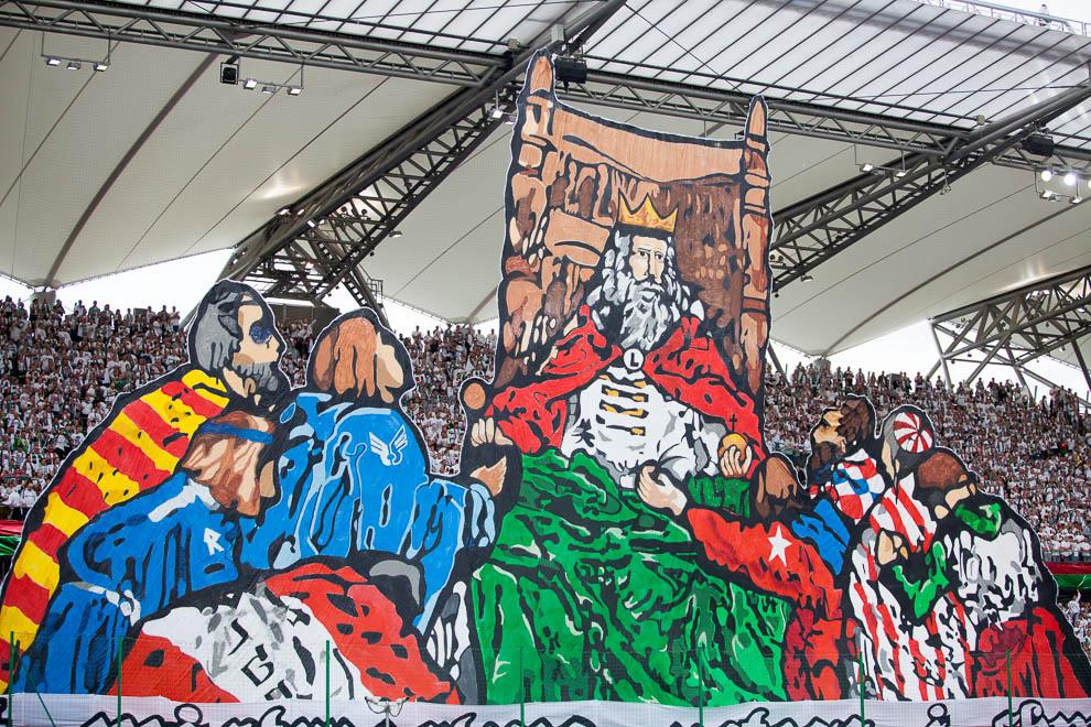 Legia Warszawa 2-0 Lech Poznań - fot. Piotr Galas/wiadomosci24.pl (zdjęcie 15 z 117)