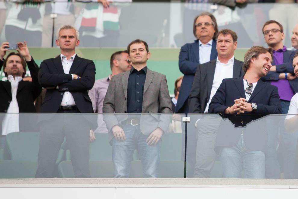 Legia Warszawa 2-0 Lech Poznań - fot. Piotr Galas/wiadomosci24.pl (zdjęcie 17 z 117)