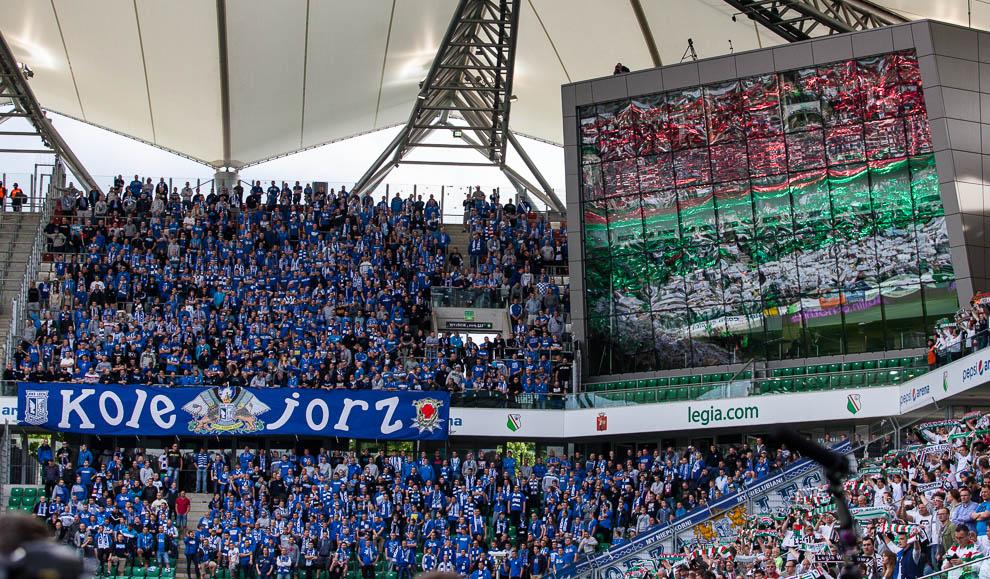 Legia Warszawa 2-0 Lech Poznań - fot. Piotr Galas/wiadomosci24.pl (zdjęcie 18 z 117)