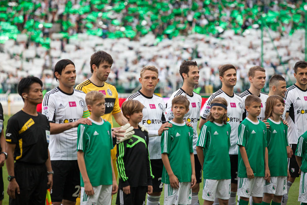 Legia Warszawa 2-0 Lech Poznań - fot. Piotr Galas/wiadomosci24.pl (zdjęcie 20 z 117)