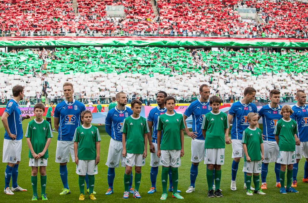 Legia Warszawa 2-0 Lech Poznań - fot. Piotr Galas/wiadomosci24.pl (zdjęcie 21 z 117)