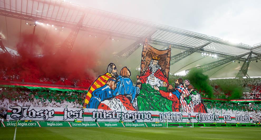 Legia Warszawa 2-0 Lech Poznań - fot. Piotr Galas/wiadomosci24.pl (zdjęcie 22 z 117)