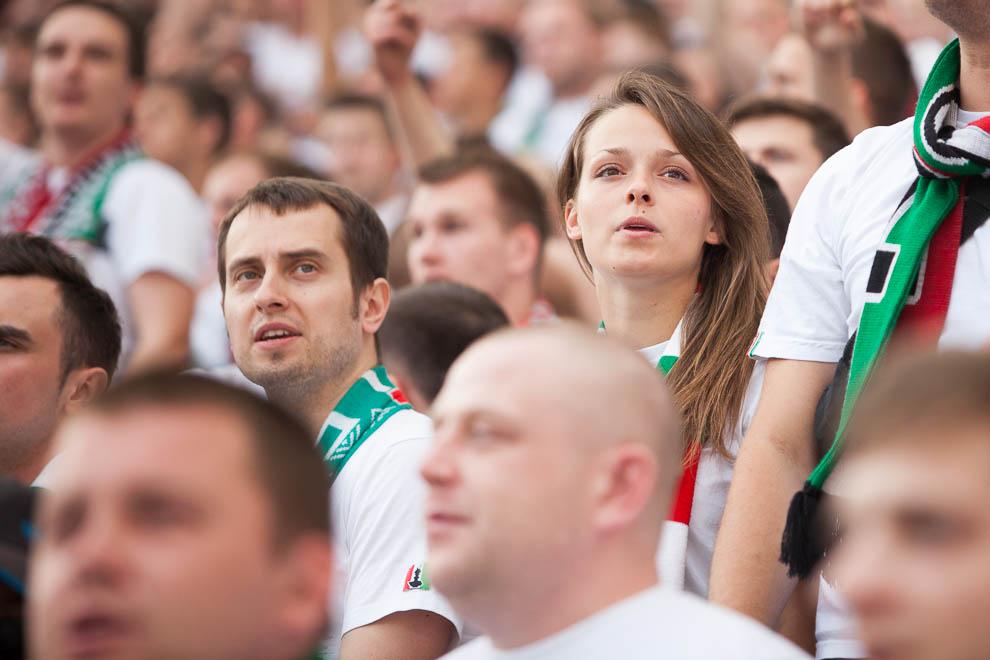 Legia Warszawa 2-0 Lech Poznań - fot. Piotr Galas/wiadomosci24.pl (zdjęcie 28 z 117)